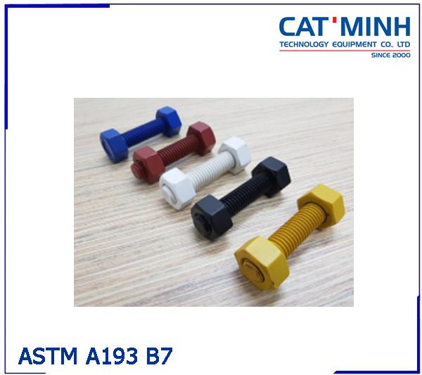ASTM A193 B7 Stud Bolt