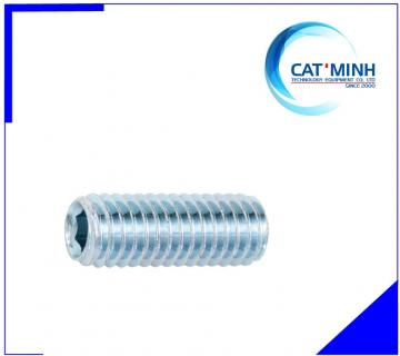 DIN 913 - HEXAGON SOCKET SET SCREW WITH TRUNCATED CONE