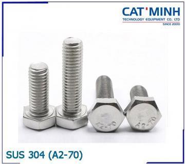 Bulong SUS 304( A2-70) M39x250