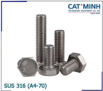 Bulong SUS 316( A4-70) M39x180